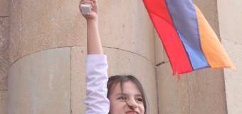Demonstracje w Armenii