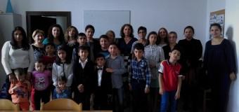 Pierwszy dzwonek w sobotniej szkole ormiańskiej