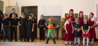 """""""O jesieni"""" – premierowe przedstawienie teatrzyku Banali"""