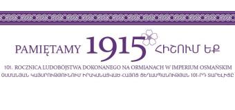 Krakowskie uroczystości w 101. rocznicę ludobójstwa Ormian – 24.04.2016