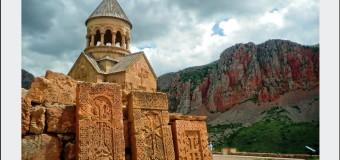 Wystawa zdjęć o Armenii