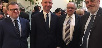 Spotkanie Prezydenta RP z przedstawicielami społeczności ormiańskiej w Polsce