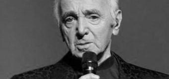 Odszedł Charles Aznavour